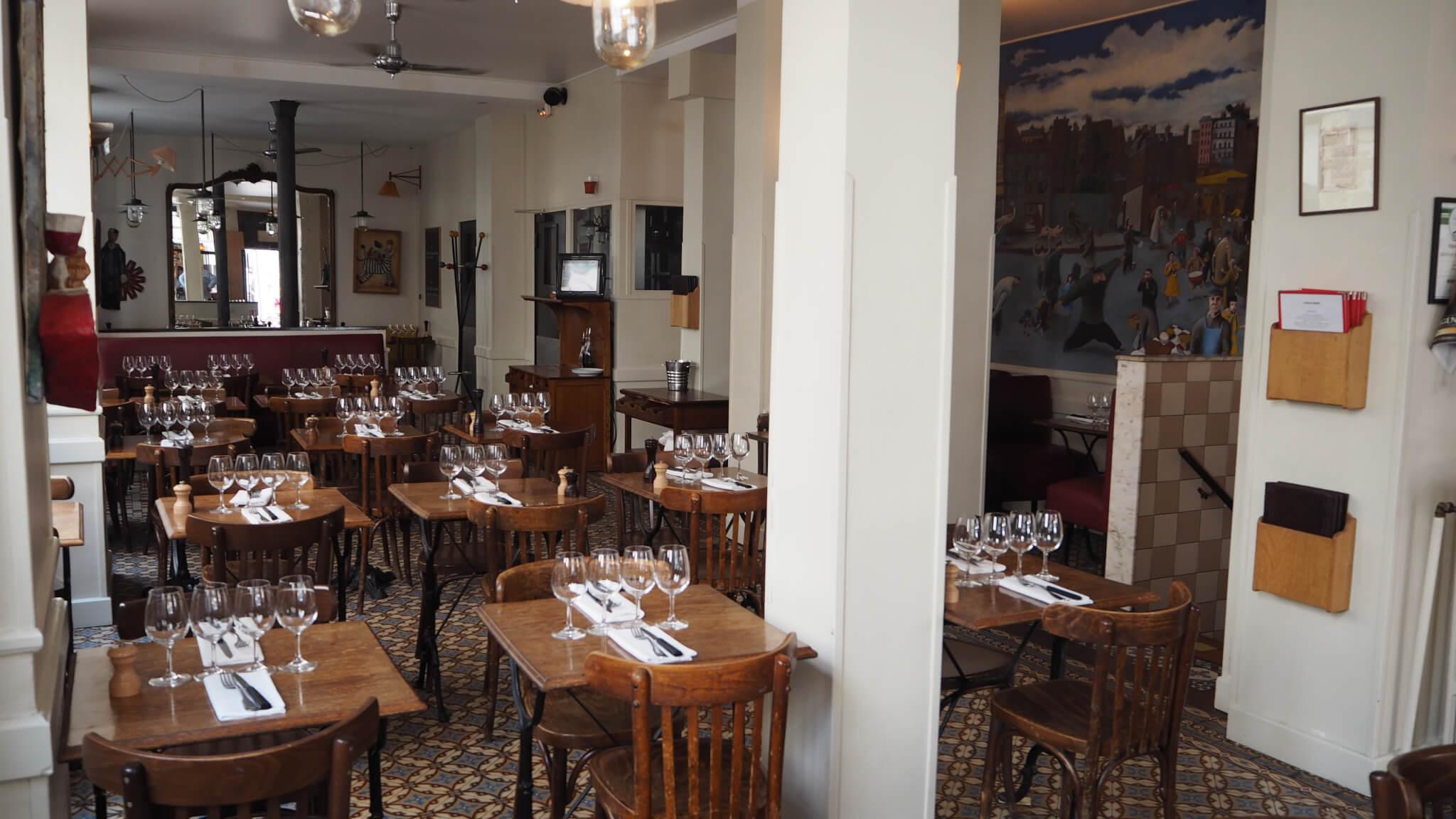 Restaurant l'Ebauchoir Paris 12ème