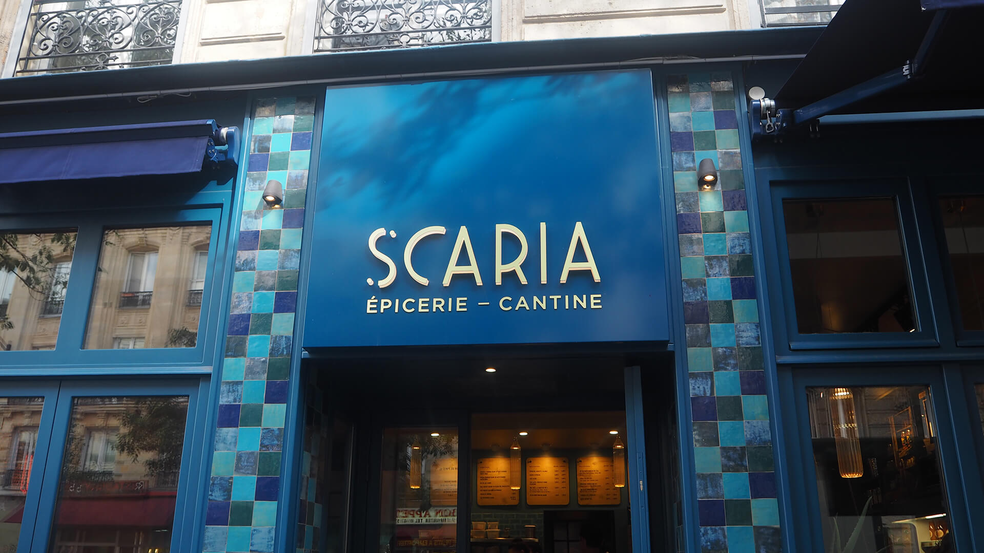 Restaurant Scaria Paris 75011
