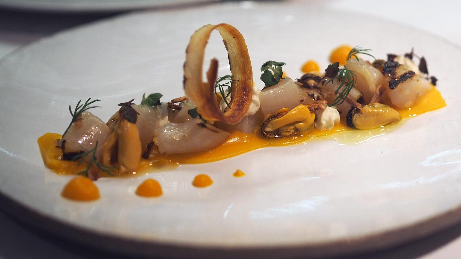 Restaurant Dessirier Paris 75017
