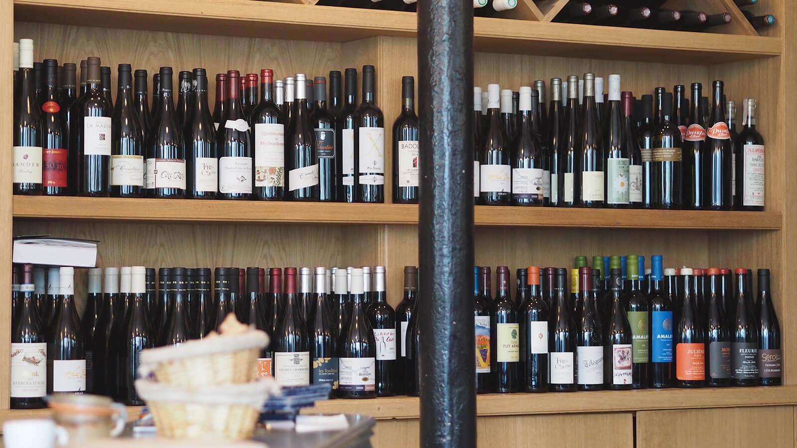 Restaurant Bonvivant Paris 75005