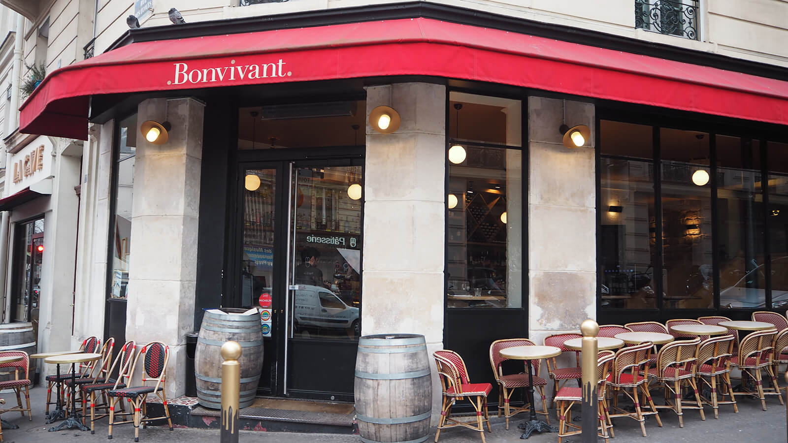 Restaurant Bonvivant Paris 75005