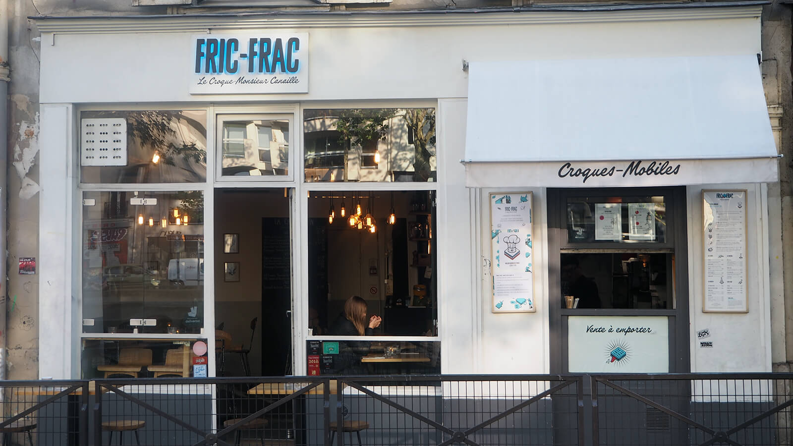 Restaurant Fric-Frac Paris 75010