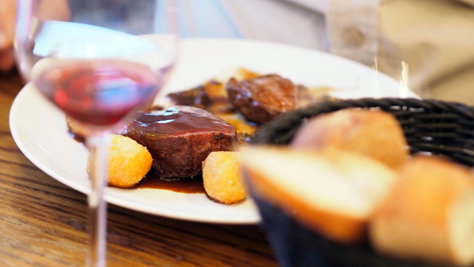 Restaurant les canailles paris 75020