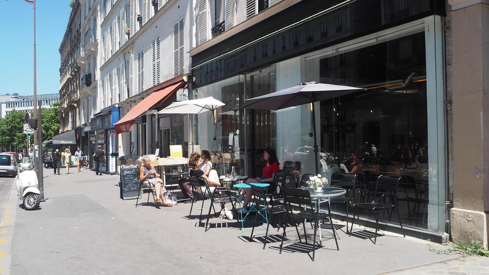 Nuance Café - Restaurant, Paris 5ème - Le petit glouton