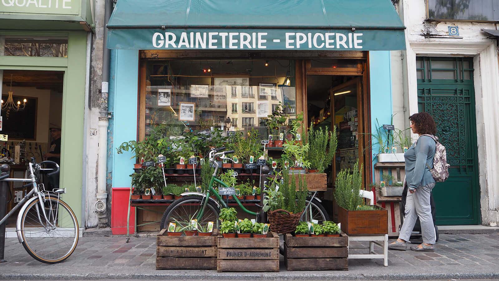 Marché d'Aligre Paris 75012