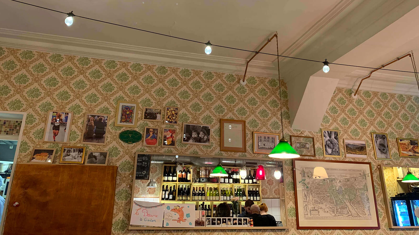 Restaurant La Bécane à Gaston Paris 75010